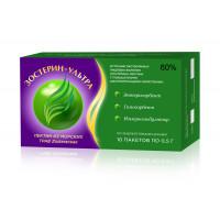 Зостерин - Ультра 60% растительный энтеросорбент (10 пак. по 0.5 г)